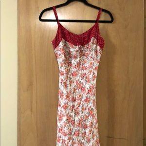 Flirty flower dress